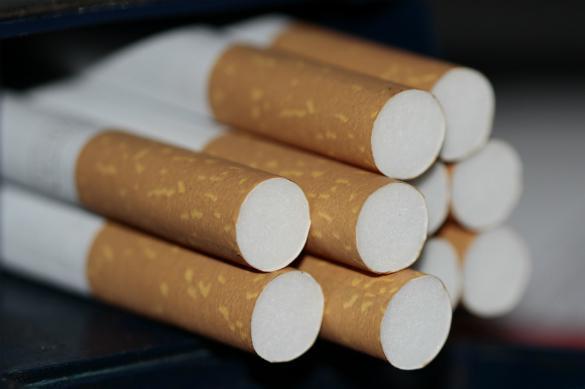 Американский секс с сигаретой