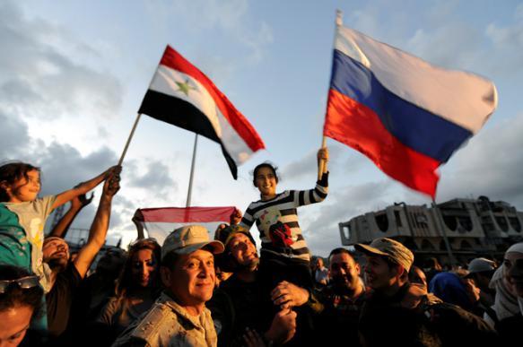 Лидер сирийской оппозиции признал роль России в урегулировании кризиса