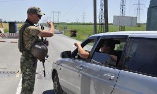 Госпогранслужба Украины усилила охрану в преддверии 9 мая