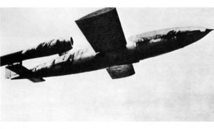 """Немецкие """"летающие бомбы"""""""