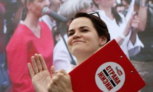Тихановская: я не снимусь с выборов в обмен на освобождение мужа