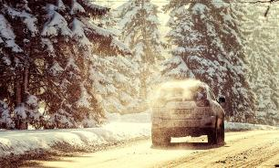 Россиянам рассказали, как правильно заводить машину в сильный мороз