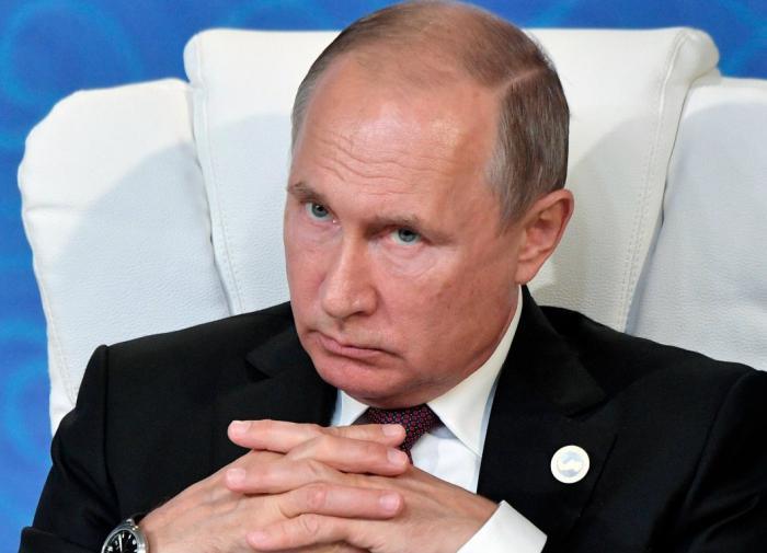 Путин ответил на вопросы о членах оппозиции