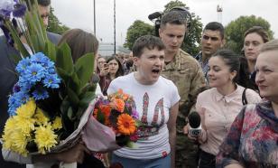 """Надежда Савченко """"загнала"""" россиян в рабство"""