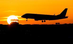 Неизвестные угрожают взорвать самолет A320 с 118 пассажирами на борту