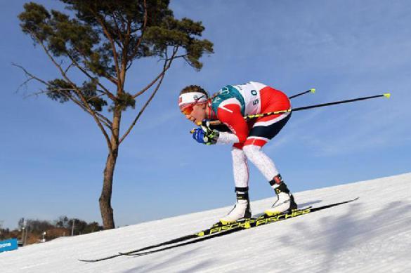Лыжник с подозрением на коронавирус обратился к болельщикам