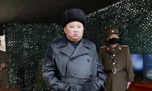 Ким Чен Ын получил медаль в честь 75-летия Победы