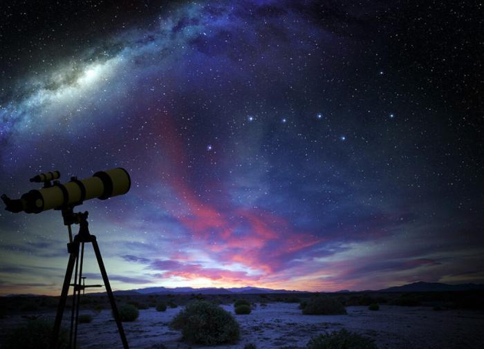 Астрономам удалось сфотографировать планеты солнцеподобной звезды