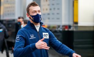 """Квят станет резервным пилотом команды Формулы-1 """"Альпин"""""""