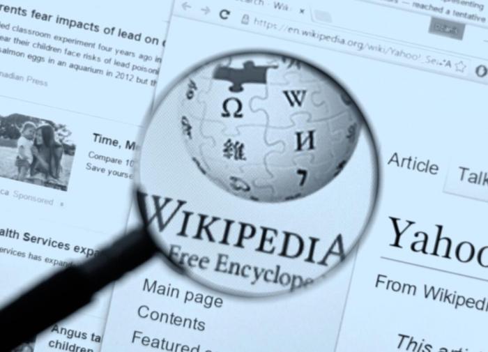 Википедия и Викимедия в России  иноагент