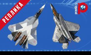 Почему Т-50 «обломает крылья» старичку F-22?