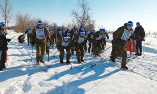 Российский солдат умер после лыжной гонки от пневмонии