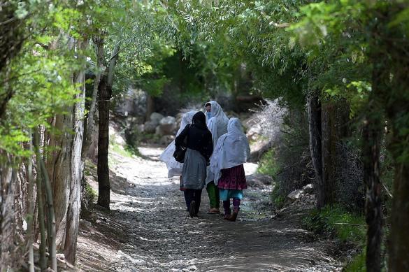 Кодекс чести: в Пакистане членами своих семей убиты две девушки
