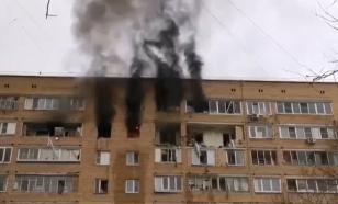 Из-за взрыва газа в жилом доме в Химках погибли и пострадали люди