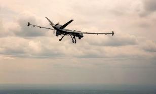 Латвийская армия потеряла беспилотник на военных учениях Namejs-2021