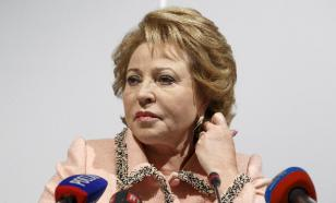 Валентина Матвиенко. Поучительная история Золушки