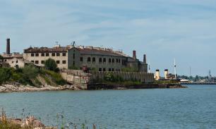 Эстония продает тюремную крепость