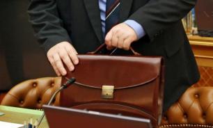 За минувший год в России из-за коррупции было уволено более 1,3 тыс. чиновников