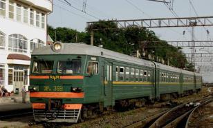 Подросток залез на поезд ради селфи и получил тяжелую электротравму