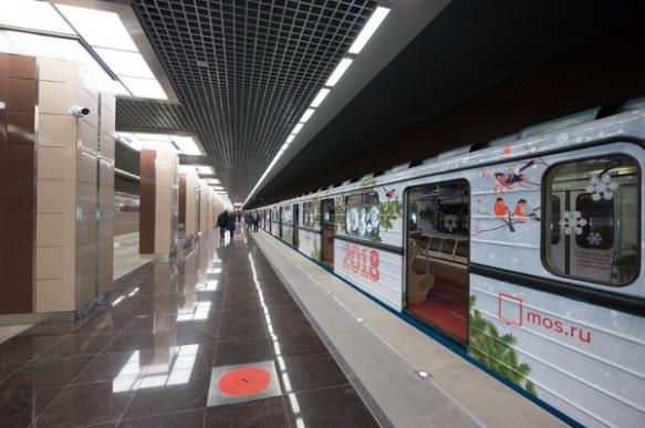 """Станцию метро """"Беломорская"""" откроют к концу года — Хуснуллин"""