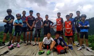СМИ: запертым в пещере в Таиланде подросткам спасатели давали кетамин