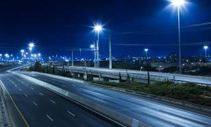 Жители Подмосковья выбрали участки дорог для замены освещения