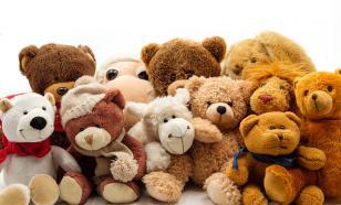 Сахалинец распотрошил плюшевого медведя и украл три миллиона рублей