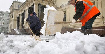 Прогнозы: Москва без снега не останется