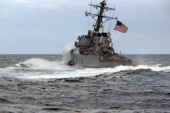 Эсминец США решил подразнить Россию у Приморья