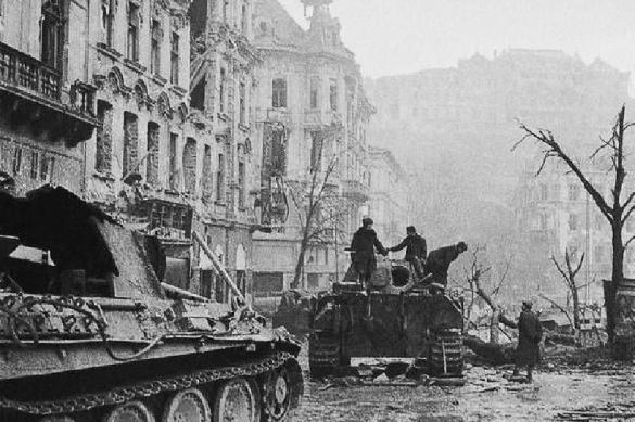 Минобороны рассекретило документы к 75-летию освобождения Будапешта