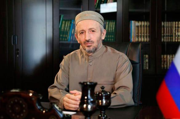 Муфтий Дагестана прислал благодарственное письмо в Минздрав РФ