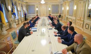 Вспышка коронавируса произошла в офисе президента Украины