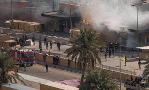 США закрывают посольство в Багдаде