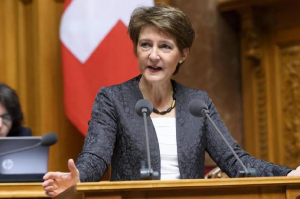 На юбилей президента Швейцарии приглашены все, кто родился 14.05.1960