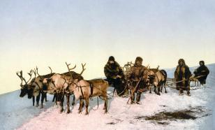 На Колыме открылось этностойбище с юртой и оленями