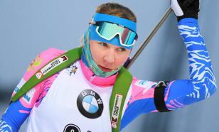 Биатлонистка Павлова финишировала шестой в спринте в Оберхофе