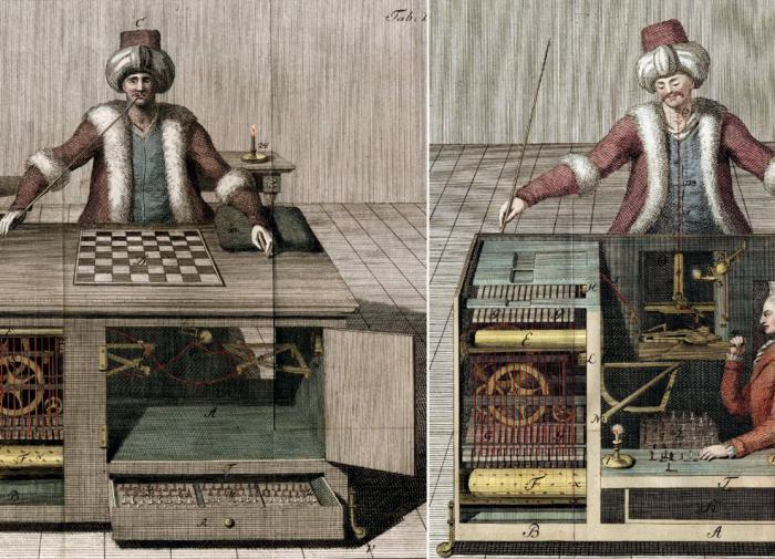 """Как Наполеон Бонапарт проиграл """"Турку"""" в шахматы"""