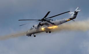 Афганистан захотел купить у России боевые вертолёты