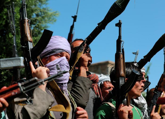 """Путин заявил, что Россия будет работать с """"Талибаном""""*"""