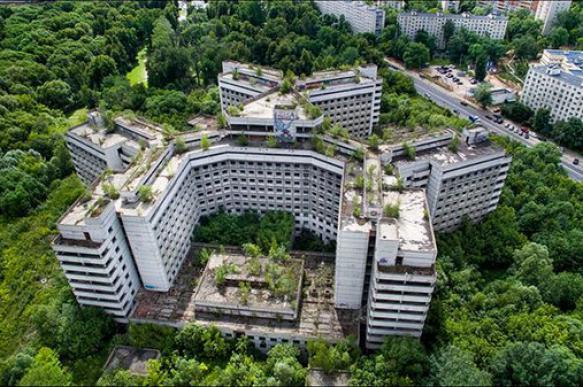 Ховринскую больницу снесут до весны 2019 года