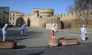 Жителям Азербайджана запретили покидать свои дома