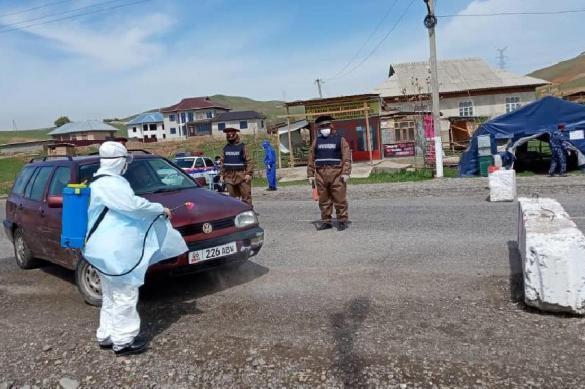 Комендантский час в Киргизии станет короче
