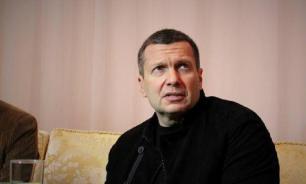 Телеведущий Соловьев растрогался на программе