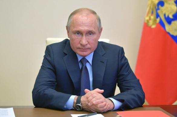 Путин напомнил, что свобода каждого ограничена свободой других