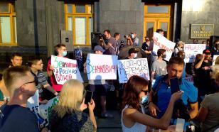 """""""Порошенковцы"""" обещают: Зеленский закончит, как Янукович, - в Ростове"""
