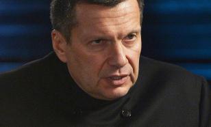 """Соловьёв узнал, что в прямом эфире разделся не рабочий """"БелАЗа"""""""