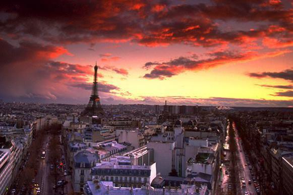 Туризм по-французски: Увидеть Париж - и влюбиться!