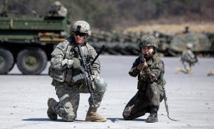 Американских военных ограничили в перемещениях