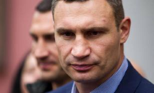 """Кличко попросил киевлян не выходить из дома из-за """"грязного"""" воздуха"""