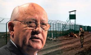 Киев: Горбачев особо не рвется на Украину, но мы ему все равно запрещаем